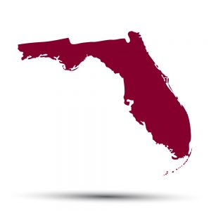 Florida Therapy Location Map