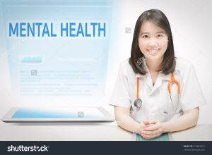 mental-health-service-concept-with-smiling-doctor-and-medical-information