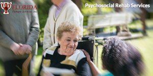 psychosocial rehab service