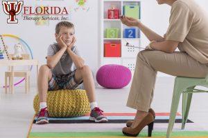 child behavioral service